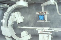 kåpor för röntgenmaskiner